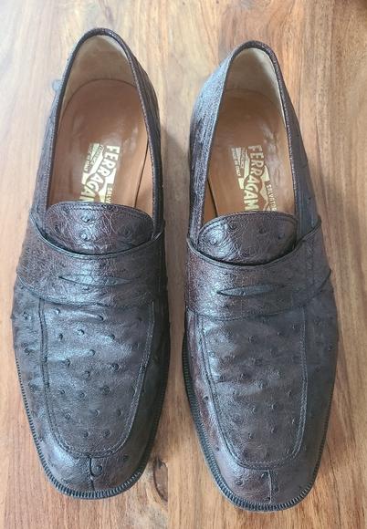 Salvatore Ferragamo Shoes | Ostrich